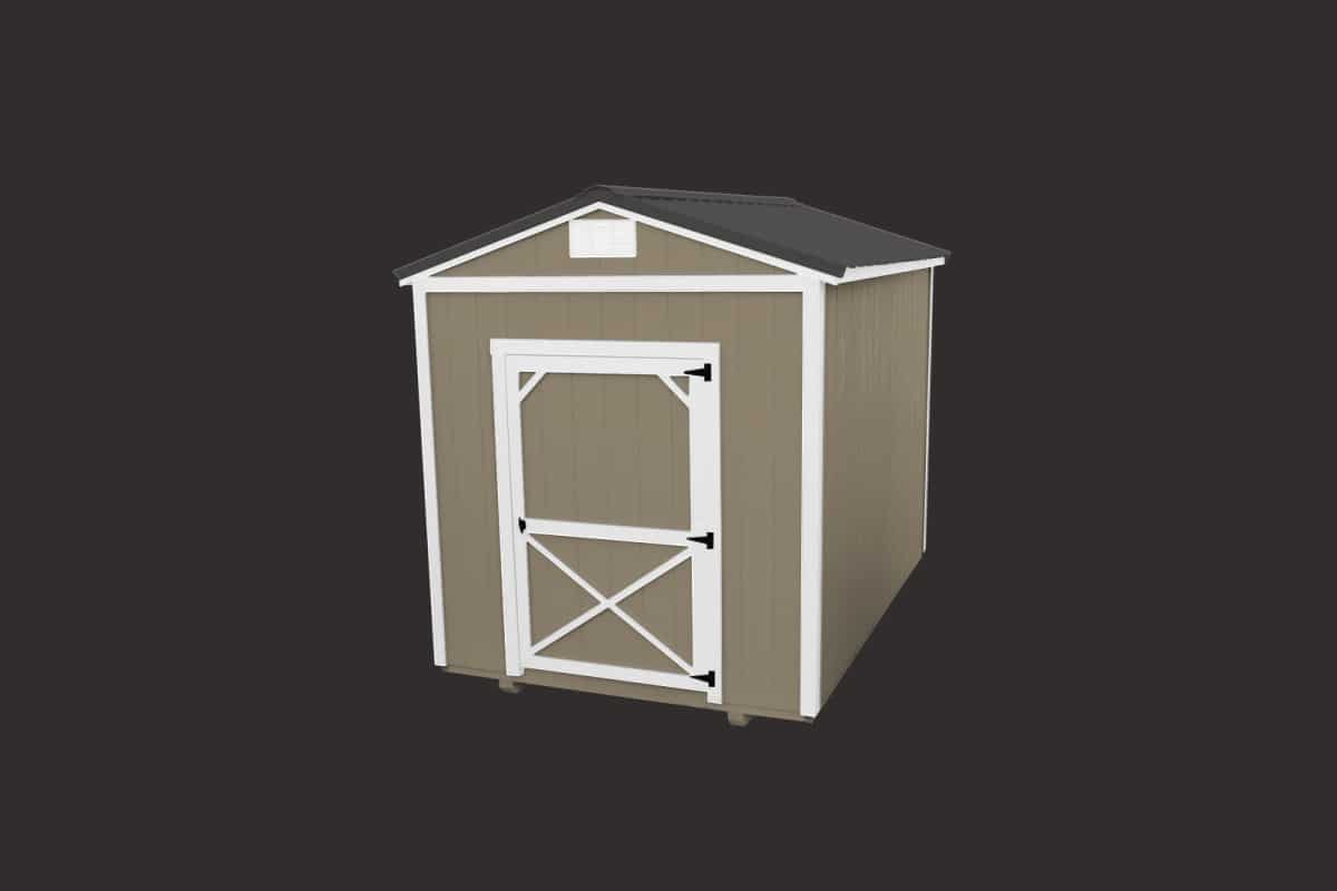 EZ Portable Buildings - Shed Collection
