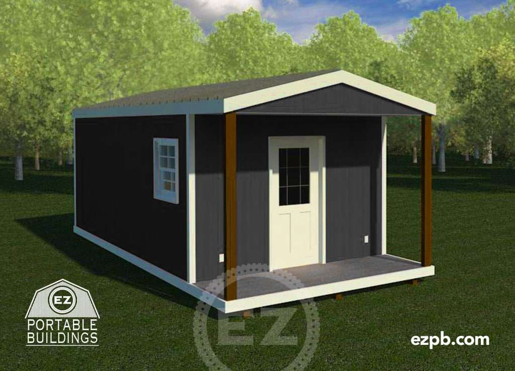 The Tupelo EZ Portable Buildings