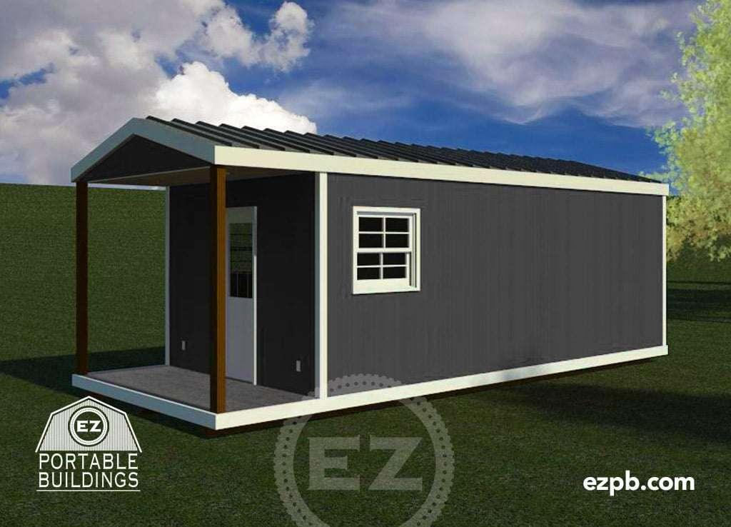 The Tupelo Ez Portable Buildings