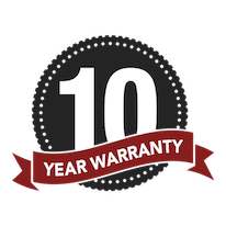 10 Year Warranty | EZ Portable Buildings