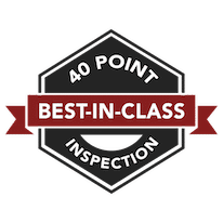 Best in Class | 40 Point Inspection | EZ Portable Buildings